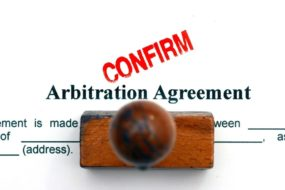 Waiving Arbitration