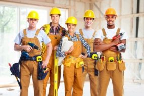 Wage Claims by Construction Building Contractors and Subcontractors jointly liable for unpaid wages.