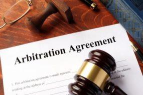 Enforceability of Employment Arbitration Agreement